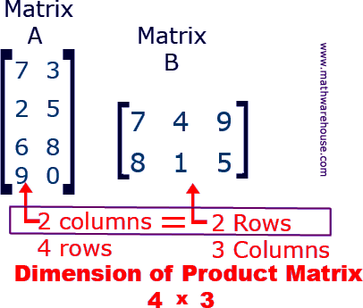 math worksheet : matrix multiplication how to multiply two matrices together 1st  : Matrix Multiplication Worksheets