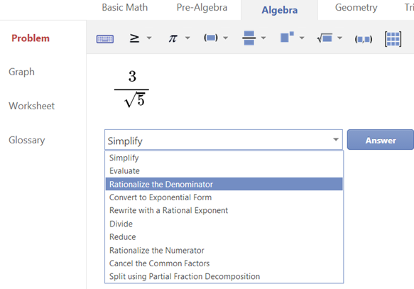 Math Way App [Reviewed]. An in-depth review of the Math Way ... Mathway Finite on