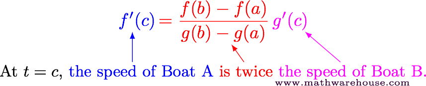 What Is Cauchy's Extension Of The Mean Value Theorem Visual. Worksheet. Worksheet On Mean Value Theorem At Clickcart.co