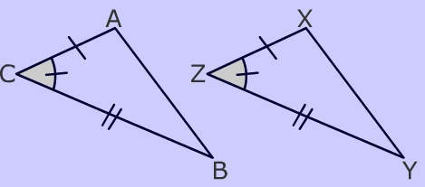 Side Angle Side postulate for proving congruent triangles ...