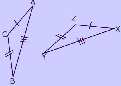 congruent triangles  activity
