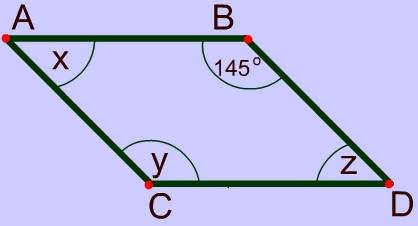 Parallelograms Properties Shapes Sides Diagonals And Angles With