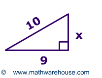 How To Use The Pythagorean Theorem Step By Step Examples And Practice