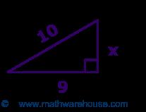 Pythagoras problem solving