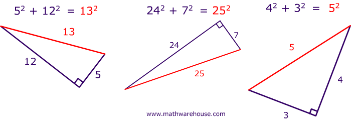 How to Use the Pythagorean Theorem Step By Step Examples and Practice – Pythagorean Theorem Worksheet Answers