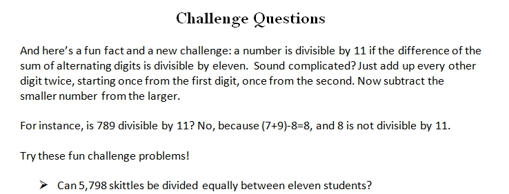 Divisiblity Rules Worksheet With Answer Key Pdf 21 Scaffolded Questions 3 Challenge Word Problems