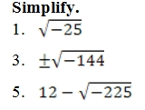 imaginary numbers worksheet pdf and answer key 29 scaffolded questions on simplifying. Black Bedroom Furniture Sets. Home Design Ideas