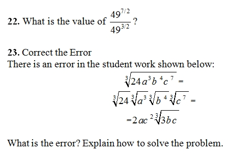 Printables Rational Exponents Worksheet rational exponents worksheetpdf and answer key 24 questions challenge problems on exponents
