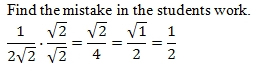 How To Rationalize the Denominator Worksheet and Answer Key. Free ...