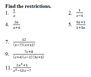 ... Expressions Worksheet (pdf) with Answer Key. 23 Questions and Answers