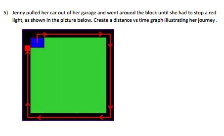 Distance time graph worksheet pdf