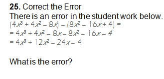 Adding and subtracting polynomials worksheet key