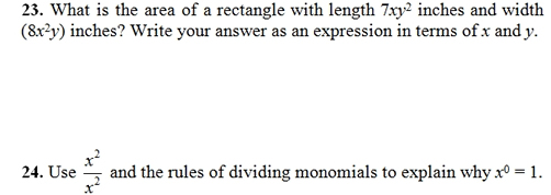 Multiplying and Dividing Monimials Worksheet pdf and Answer Key – Multiplying Monomials and Polynomials Worksheet