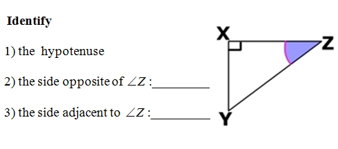 SOHCAHTOA Worksheet (pdf) and Answer Key. 25 scaffolded questions